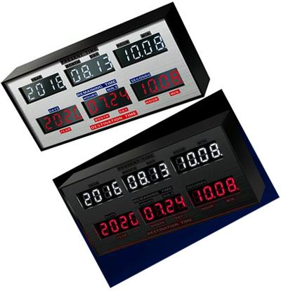 激安通販の スマホ充電機能付きカウントダウンLEDクロック西暦 年 月 時 時刻 分 時刻 ホワイトLED 日時横置き型ボックス記念日&誕生日、旅行や彼氏彼女とのデートなどの待ち遠しい日までをボタンひとつでカウントダウン表示ブラックケース 時 ホワイトLED レッドLED, ASICS:54a868cd --- canoncity.azurewebsites.net
