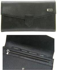 DOLCE&GABBANA  ドルチェ&ガッバーナトラベルケース ブラック ロゴプレート ドルガバ D&G ディー&ジーBP1266-A5485-80999