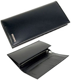 545b8ca173a Dolce & Gabbana long DOLCE &GABBANA d mens black dark brown purse, bi-fold  wallet logo imprinted cover plate 2 billfold 8cc wallet wallet D & G d & g  BP1319 ...