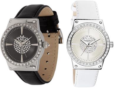 DOLCE&GABBANAD&G WATCH Sundanceドルチェ&ガッバーナドルガバ レディースウォッチ レザーベルト腕時計 サンダンスブラック×シルバー ホワイト×シルバーDW0527SLBKDW0525WHSLラインストーンブレスレット アクセサリー