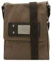 超大特価 DOLCE&GABBANA 斜めがけショルダーバッグダークベージュ×ダークブラウン ロゴ刻印入りプレートかばん 鞄 D&G バッグドルガバ ドルチェ&ガッバーナBM0576-A9915-87633ドルガバ ディー&ジー D&G ディー&ジー, アイヒーリング:eb21c70d --- online-cv.site