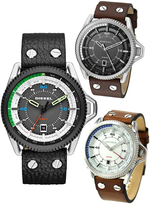 kaminorth shop diesel diesel watch analog mens watch cage. Black Bedroom Furniture Sets. Home Design Ideas