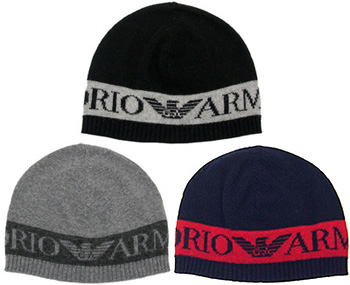 EMPORIO ARMANI Emporio Armani caps knit hats men s Eagle  amp  logos 627176  0W642 black 02440 Navy 00477 gray 06543 Hat Cap d02052fd261