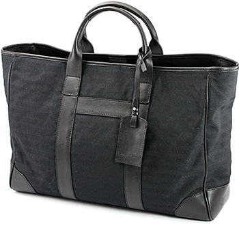 8ff5409663c0 EMPORIO ARMANI horizontal Tote Emporio Armani mens ladies YEMF19 YCF04  88001 black 80001 NERO shoulder bag TOTE BAG SHOULDER BAG brand new unused  bags back