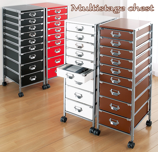 Trundle Silver Frame, Dark Brown Black White Red  9 Multistoragecabinetchesto The Front Desk And Office Arrangements In  Convenient Trundle, The Individual ...