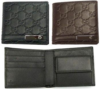 79b839319de GUCCI Gucci mens rubx 2 fold wallet guccissima GG pattern slim 233102 AA61R  black dark brown 1000 2019 Burgundy pink Emerald Ivy green sand beige SIMMA  6218 ...