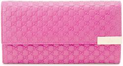 GUCCI 古奇骰子标志印封面板微 guccissima 皮革骰子 rubx 两折长钱包型推小牛香槟 291099 AW12G9504 BMJ1G1000 6317 5311 5523 黑玫瑰粉色淡紫色灰色紫红色粉红色