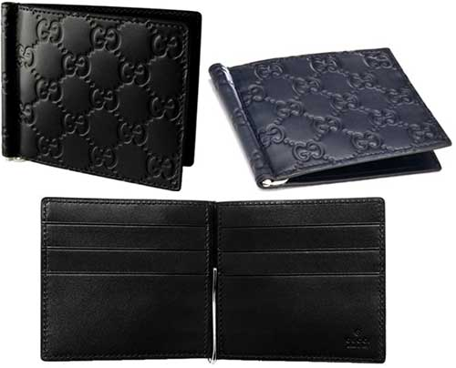 18c0e8bd916 Occasion wallet men Gucci sima leather folio wallet dark navy black  4009NV1000 card cases mousse calf-leather folio wallet wallet wallet GG  leather money ...