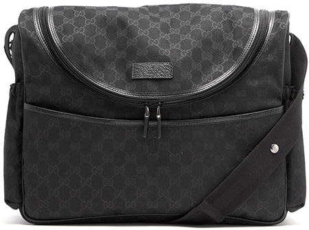 454e0dc2daa6 ... GUCCI Gucci GG fabric diaper bag diaper replacement leather seat with (  cowhide ) beige GG