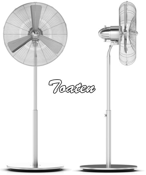 アルミシルバー インテリアスタンドファンお部屋をシンプルに決めたい方へ 扇風機フロアファン インテリアファンシンプルスリムポール&ベースリビングの空気の入れ替えに風呂上りの脱衣所に大活躍サーキュレーター お部屋の換気に