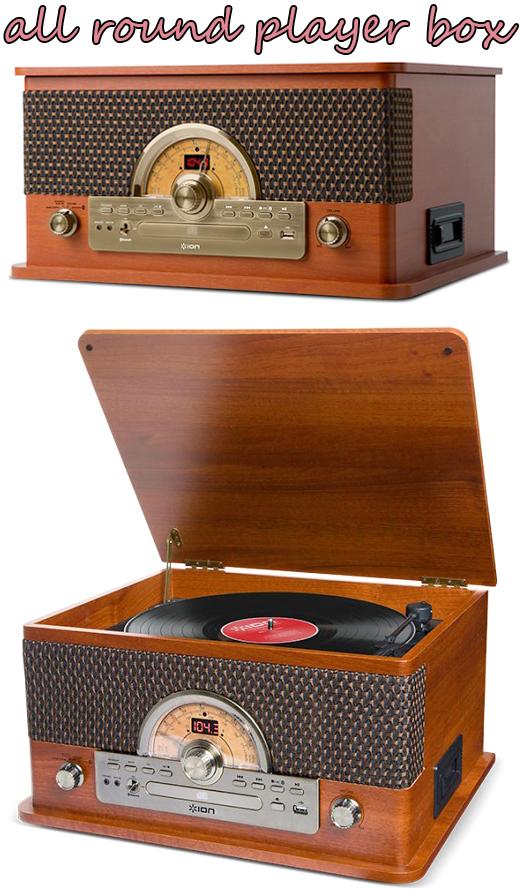 RECORDCDRADIO メイルオーダー FMAM cassette PLAYERANTIQUE PHONOGRAPH WOODEN 天然木キャビネットオールインワンプレイヤーレコードプレイヤーCDプレイヤーラジオ カセットプレイヤー USB ラジオ 人気上昇中 Bluetooth搭載ウッドレトロ調アンティーク外部入力端子も装備 BOX