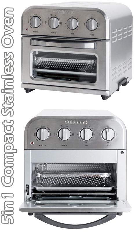 台所にインテリアとして使えるキッチンデザイン家電1台5役コンパクトオーブン熱風調理で余分な油を使わずにヘルシー&サクッとした仕上がりにステンレスシルバーコンベクションオーブン熱風で焼くヘルシー調理オーブントースター