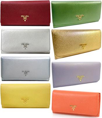 554338291f1b ... ebay prada prada 2 fold bi fold wallet 1 m 1132 qwa saffiano metal oro  two