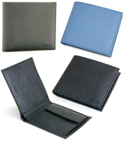 f8db4908ab85 Prada mens wallet type press rubx logo PRADA 2M0738 SAFFIANO wallet 2 fold,  half- ...