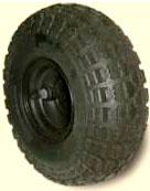 RADIO FLYER ラジオフライヤーCustom Parts カスタムパーツ4inch Block Tire 4インチ ブロックタイヤプラスティックホイール