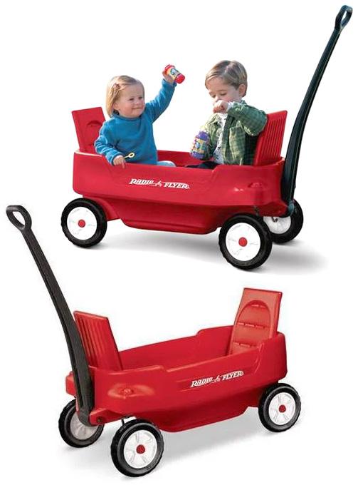 RADIO FLYER ラジオフライヤーPlastic Wagons プラスチックワゴンPathfinder Wagon #2700