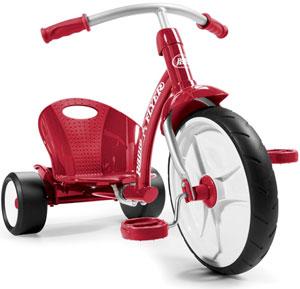 RADIO FLYER ラジオフライヤーTrikes & Bikes 三輪車&自転車Grow 'N Go Flyer 3輪車 レッドGrow-with-Me Trike #470グローゴーフライヤー グローウィズミー小物入れ付きスライドシート調整可能