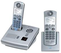 Motorola SD7561-2モトローラーデジタルコードレスフォン5.8GHz 留守番機能付き電話機Motorola SD7561-2 Cordless Telephone親機用コードレス&コードレス子機