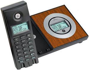 デザイン家電 木目調電話機落ち着きのあるコードレス子機ウッドブラウン ブラック壁掛けもできる有線スタイルソリッド電話機ウッドブラウン ブラック ホワイト北欧モダンデザイン