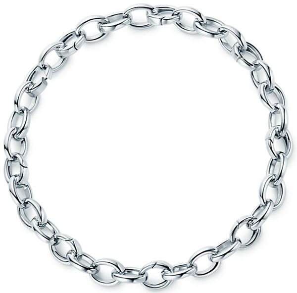367867ed30ae Oval link chain bracelet sterling silver accessories approximately 18cm  approximately 19cm approximately 20cm JEWELRY OVAL LINK CHAIN BRACELET  where Silver ...