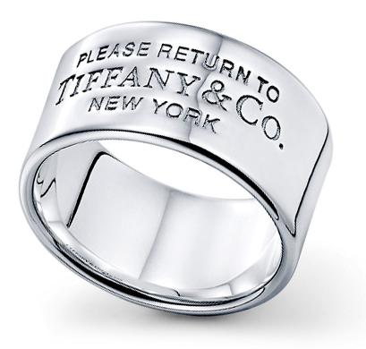 TIFFANY&Co. ティファニーシルバーワイドリングナローリング スターリングシルバーリターントゥーティダニーアクセサリー ペアリング 指輪RTT WIDE RING NEW YORKUSサイズ4~10(サイズ約7号~約21号)