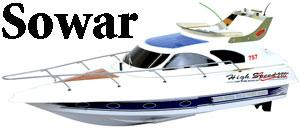 水超高速 RC 模型速度船豪华巡洋舰白色黄色喜速度感觉法拉利梦想豪华奢侈品巡洋舰 r/c 型速度板船船