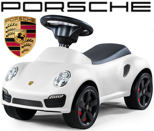 お子様にもリアルを追求ポルシェ 乗用玩具ノスタルジックターボレーシングスポーツカー ライドオンスポーツカーお子様へのプレゼントに最適足蹴り 足こぎ 足けり おもちゃ キックカー