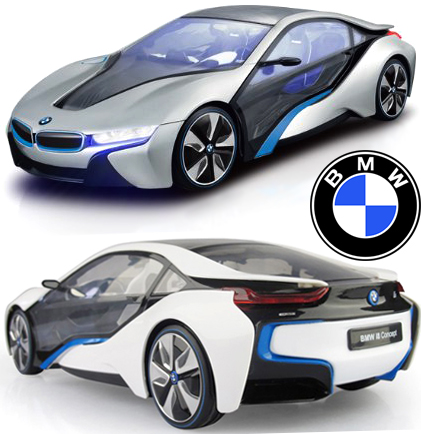 Bmw Cars Regular License Products Vision I8 Concept Headlights Are Also Familiar With Lights Lasicom 1 14 Mission Impossible Ghost Protocol Tokyo