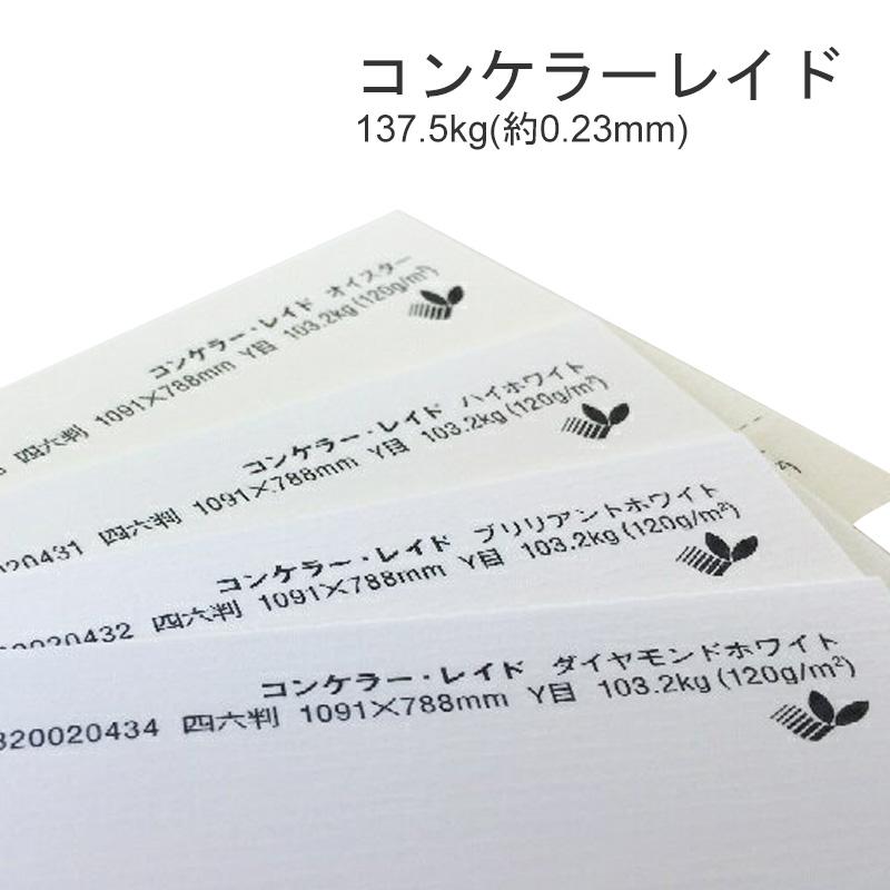 コンケラーレイド 137.5kg封筒や便箋によく使われている簀の目模様のステーショナリーペーパー 安全 プレゼント 特殊紙 137.5kg ステーショナリーペーパー 簀の目模様 0.23mm