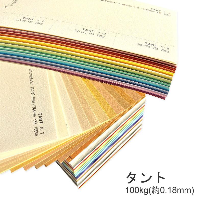 タント 100kg他を圧倒する200色展開 特殊紙 100kg 0.18mm B色 印刷用紙 TANT スーパーSALE セール期間限定 柔らかいエンボス ファッション通販 ファンシーペーパー ラフ肌