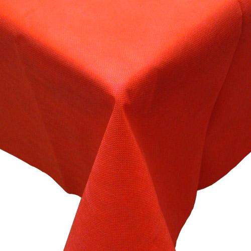 不織布テーブルクロス業務用ロール 100cm×100メートル レッド 【送料無料】