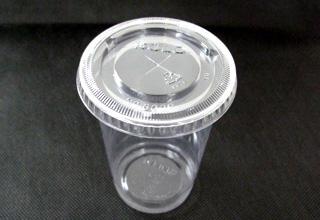 プラスチックコップ&リッドのセット<10オンス HTB10> ☆1000個☆