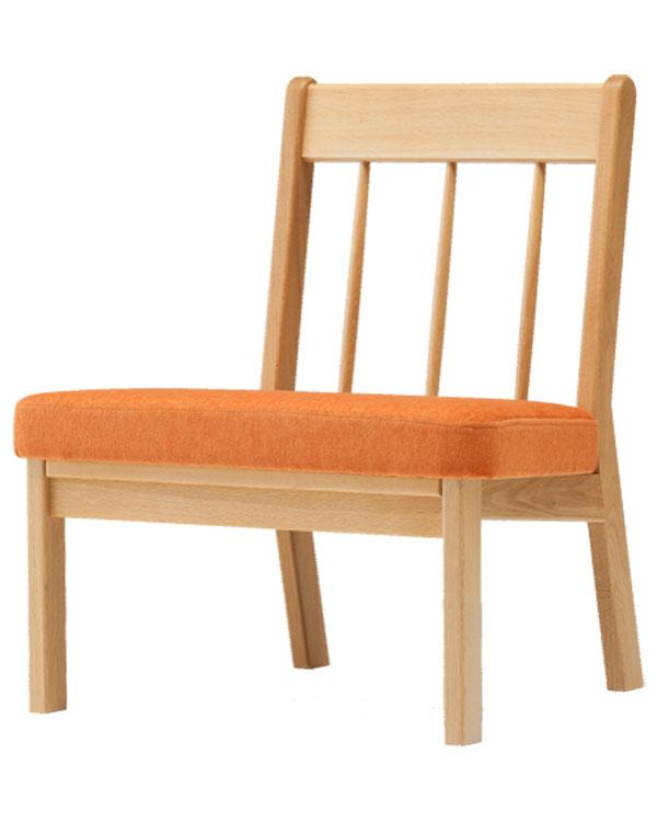 旭川高級家具【純国産高級家具 パレットシリーズ スポークソファ 1P】 木の手触りが気持ちいい、贅沢な一人の時間を満喫!優しい色合いのクッションが心地良い空間を演出します♪