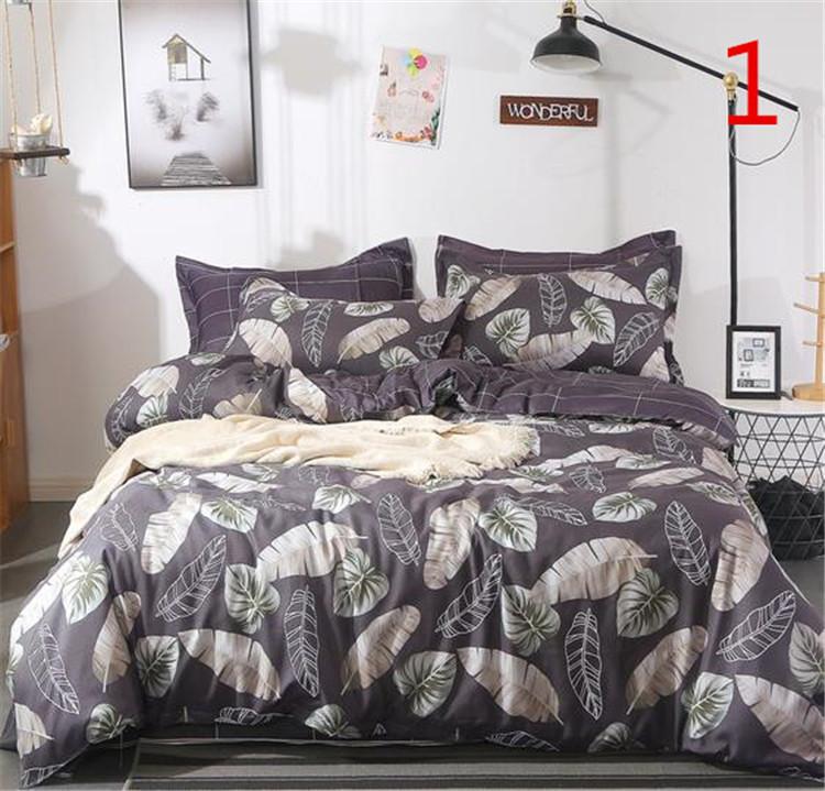 独特の存在感 韓国ファッション 枕カバー 4点セット シングルベッド 本日の目玉 寝具 ふとんのシーツ シーツ ハイクオリティ
