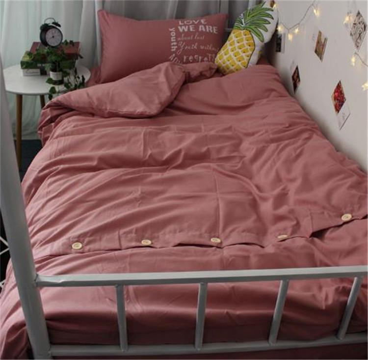 今から夏まで ◇限定Special Price 韓国ファッション 枕カバー 4点セット ふとんのシーツ シーツ 寝具 シングルベッド 予約販売品