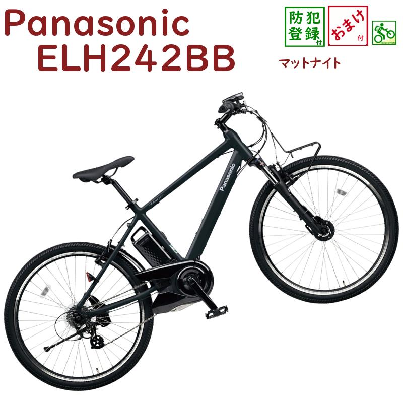 Panasonic ハリヤ BE-ELH242BB マットナイト 2018年モデル ブラック