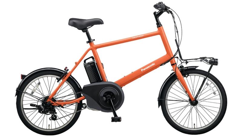 増税前 5倍 24日まで パナソニック ベロスター BE-ELVS07K メタリックオレンジ 20インチ ミニベロ 電動アシスト自転車 8A