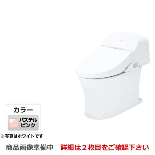 [CES9414M-SR2] TOTO トイレ GG1タイプ ウォシュレット一体形便器(タンク式トイレ) 一般地(流動方式兼用) リモデル対応 排水心264~540mm 床排水 手洗いなし パステルピンク(受注生産) リモコン付属 【送料無料】