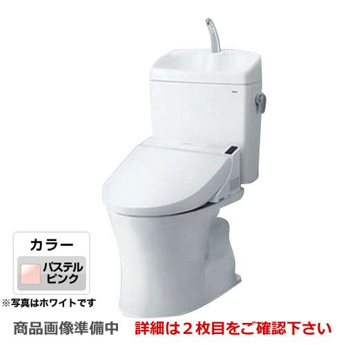 [CS230BM--SH233BA-SR2] TOTO トイレ ピュアレストQR 組み合わせ便器(ウォシュレット別売) 排水心:305mm~540mm リモデル対応 床排水 一般地 手洗有り パステルピンク 【送料無料】