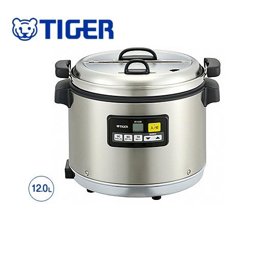 [JHI-N120-XS] タイガー 業務用厨房機器 マイコンスープジャー 乾式保温方式 12L IH、直火対応 ステンレス 【送料無料】