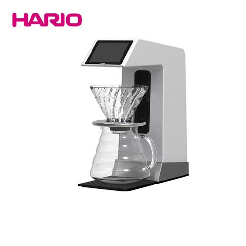 [EVS-70SV-BT] ハリオ コーヒーメーカー V60オートプアオーバーSmart7BT コーヒーメーカー HARIO Bluetooth対応次世代型コーヒーメーカー シルバー 【送料無料】