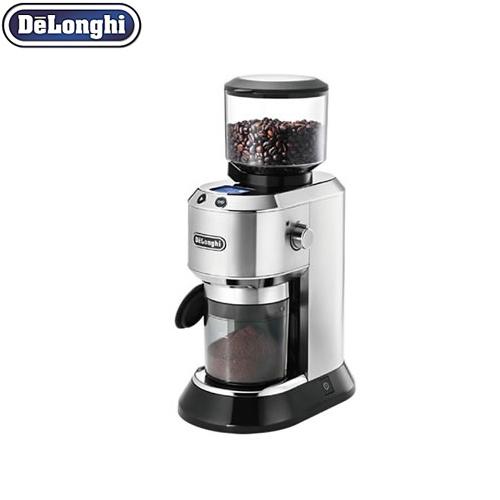 [KG521J-M] デロンギ デディカ コーン式 コーヒーグラインダー 最高の一杯は、こだわりの道具から。 DeLonghi DEDICA メタルシルバー 【送料無料】