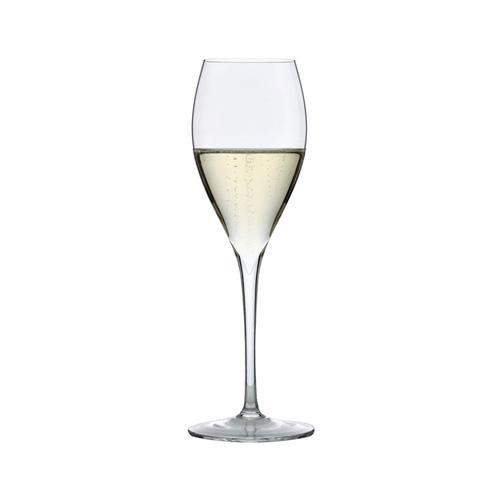 [6404] レーマン ワイン ワイングラス フルール シャンパン スモール 台座63×最大径56×口径48×高さ191 6脚 160cc ノン・レッド・クリスタル 【送料無料】【メーカー直送のため代引不可】