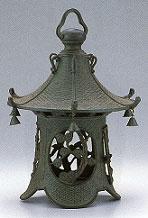 ta56-58高岡銅器 庭置物 利休梅