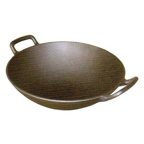 野菜やお肉が美味しい南部鉄器 鉄分補給も出来ます 南部鉄器 IH対応 直火対応 中華鍋 春の新作シューズ満載 セール 内径290mm