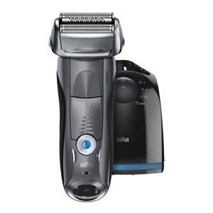 ブラウン メンズシェーバー シリーズ7 洗浄器付お風呂剃りモデル 3枚刃 電気シェーバー 水洗い 自動洗浄 往復式シェーバー 充電式
