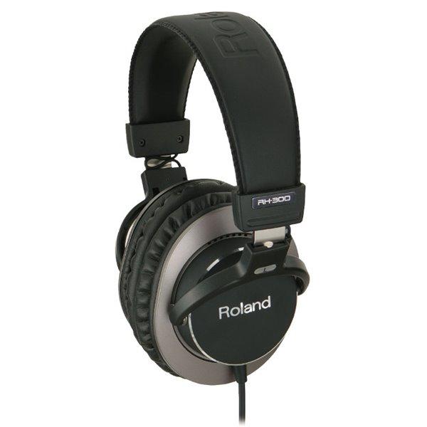 ヘッドホン ヘッドフォン 高音質 ローランド 密閉型 密閉式 デジタルサウンドモニター