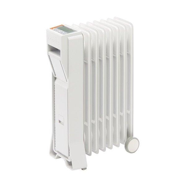 オイルヒーター 省エネ 日本製 最大8畳 ユーレックス 室温センサー エコモード 24時間温度管理機能