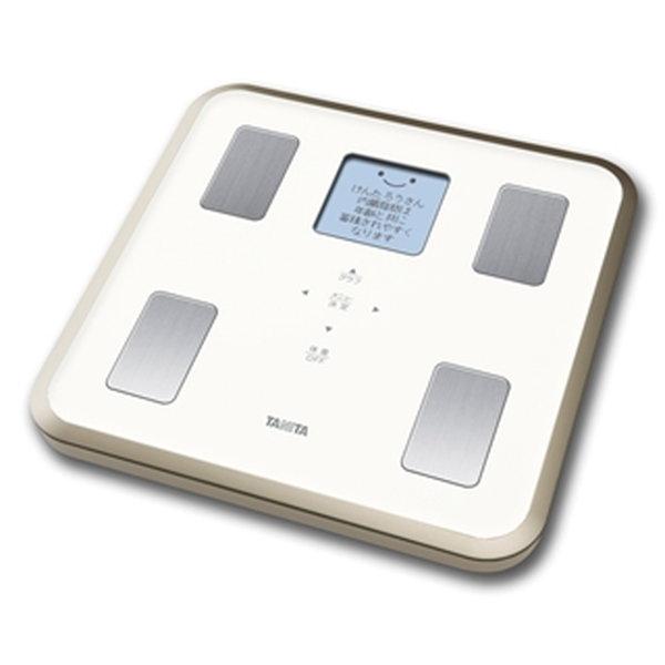タニタ BC-810-WH 体重計 健康管理 はかり 体重測定 計測器 計測 体重 ストアー 体組成計 体脂肪計 ダイエット 簡単操作 体内年齢 BMI クリアランスsale!期間限定! 分かりやすい 見やすい ホワイト 応援してくれる体重計 内臓脂肪レベル 筋肉量 健康 操作簡単 測定