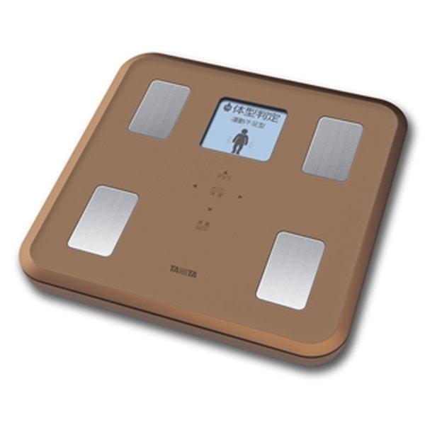 タニタ BC-810-BR 体重計 健康管理 はかり 体重測定 計測器 計測 体重 体組成計 激安特価品 体脂肪計 ダイエット 分かりやすい 体内年齢 内臓脂肪レベル 簡単操作 測定 新作からSALEアイテム等お得な商品 満載 BMI 操作簡単 筋肉量 応援してくれる体重計 ブラウン 健康 見やすい